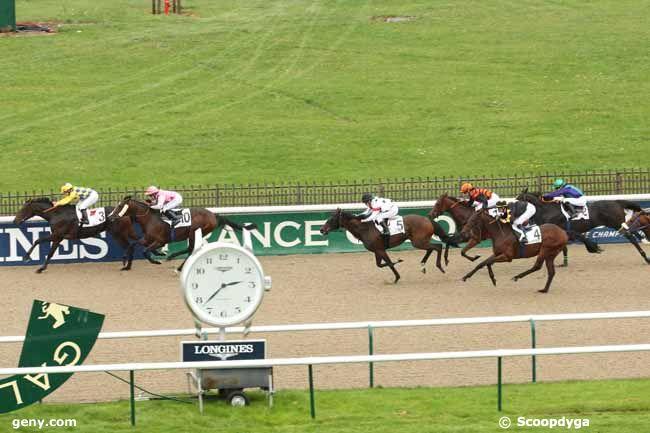 Meneas - Performance du 5 oct. 2015 à Chantilly vs 31 oct. 2015 à Maisons- Laffitte. a792b654941