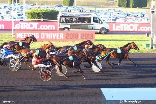18/11/2018 - Vincennes - Grand Prix de Bretagne : Arrivée
