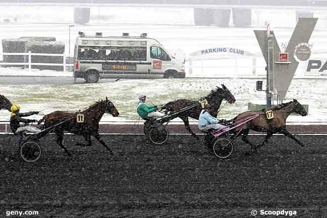 05/01/2009 - Vincennes - Prix de l'Aveyron : Arrivée