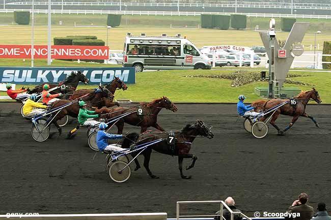 10/02/2011 - Vincennes - Prix de la Nièvre : Arrivée