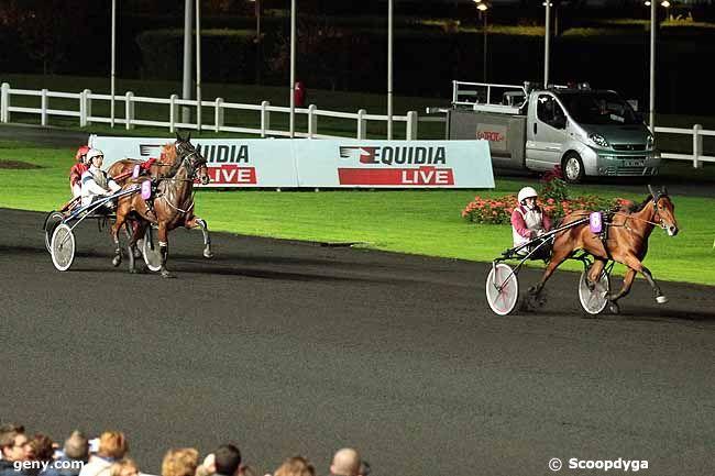 11/10/2013 - Vincennes - Prix Undina : Arrivée
