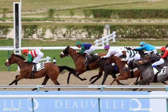 30/07/2017 - Deauville - Grand Handicap des Collectivités : Arrivée
