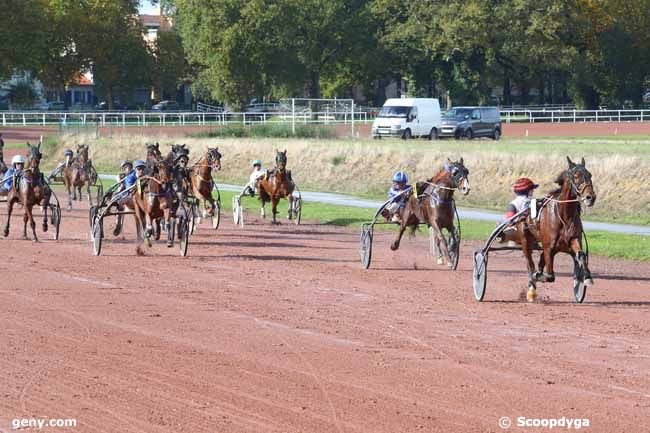 07/11/2018 - Nantes - Grand National du Trot Paris-Turf : Arrivée