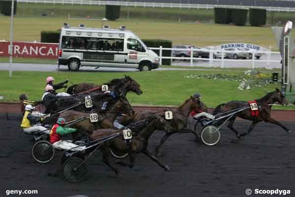 06/12/2007 - Vincennes - Prix de Blois : Arrivée
