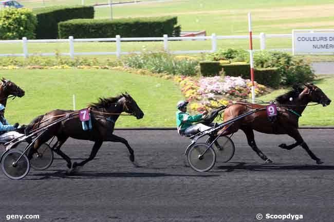 07/05/2011 - Vincennes - Prix Albert Demarcq : Arrivée