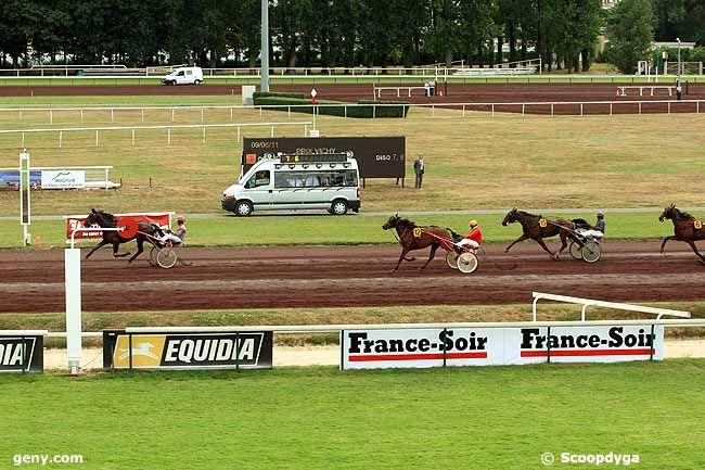09/06/2011 - Vichy - Prix Vichy Celestins : Arrivée