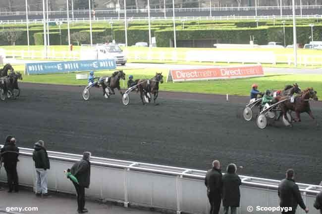 05/01/2012 - Vincennes - Prix de Poitiers : Arrivée