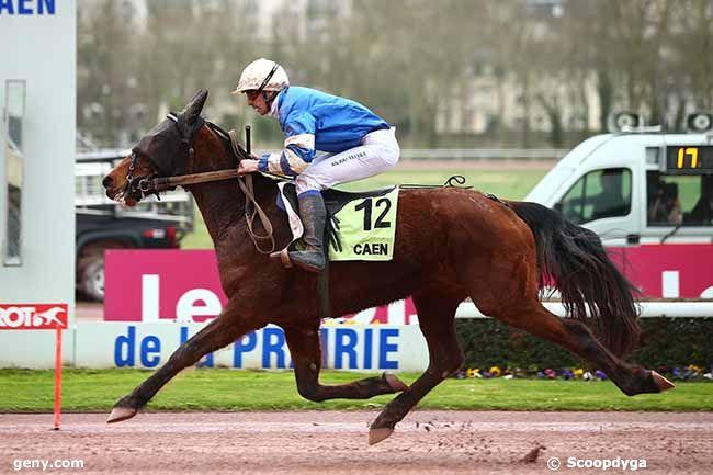 15/03/2019 - Caen - Prix de Sourdeval : Arrivée