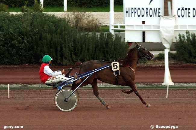 09/02/2010 - Cagnes-sur-Mer - Prix des Boutons d'Or : Arrivée