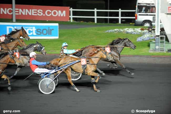 23/04/2010 - Vincennes - Prix Gaston de Wazières : Arrivée