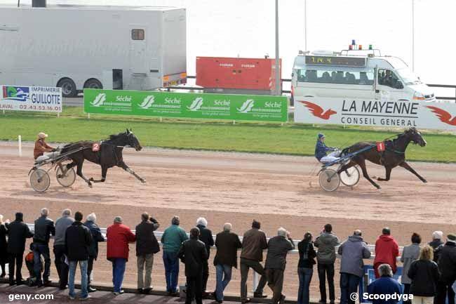 16/03/2011 - Laval - Grand Prix du Conseil Général de la Mayenne : Arrivée