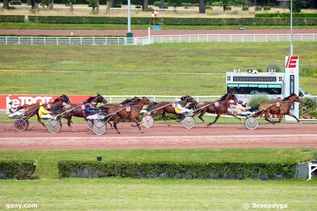 16/06/2018 - Enghien - Prix de Levet : Arrivée