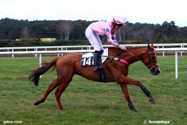 13/03/2018 - Fontainebleau - Prix de Sermaise : Arrivée