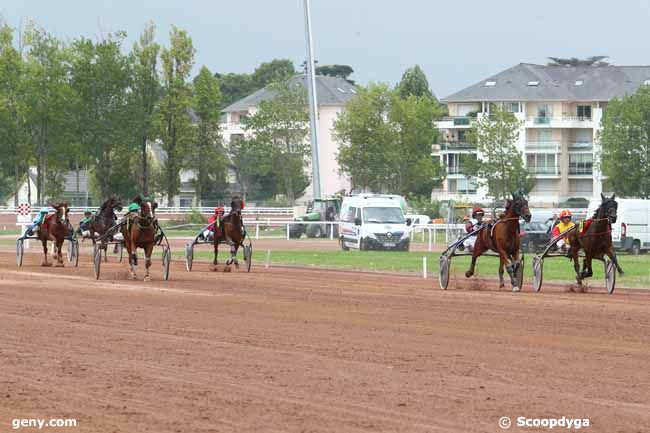 05/09/2018 - Pornichet-La Baule - Grand National du Trot Paris-Turf : Arrivée