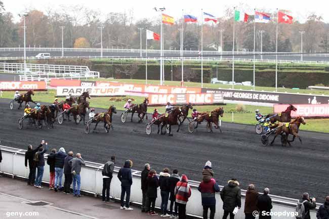 01/12/2018 - Vincennes - Prix de Saint-Georges-de-Didonne : Arrivée
