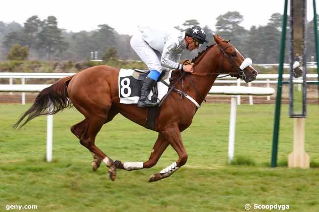 16/04/2019 - Fontainebleau - Prix du Bois Rond : Arrivée