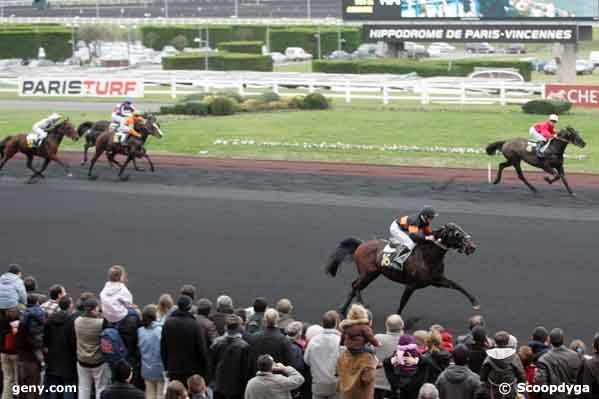 20/01/2008 - Vincennes - Prix de Cornulier : Arrivée