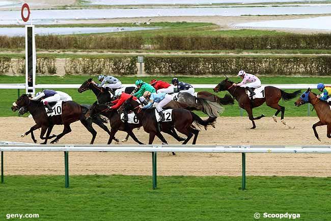 24/12/2012 - Deauville - Prix du Pays d'Ouche : Arrivée