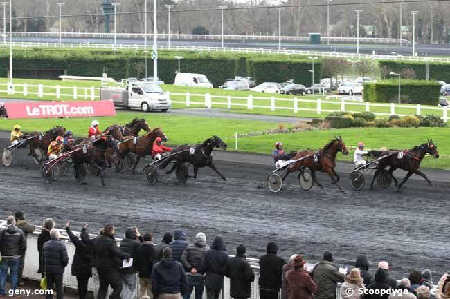 27/12/2014 - Vincennes - Prix de Bar-le-Duc : Arrivée