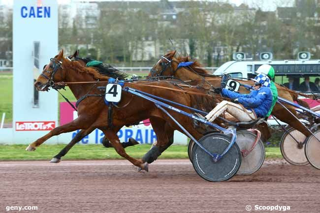 16/03/2018 - Caen - Prix de Canapville : Arrivée