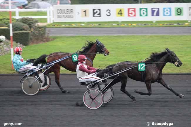 13/01/2013 - Vincennes - Prix Gélinotte : Arrivée