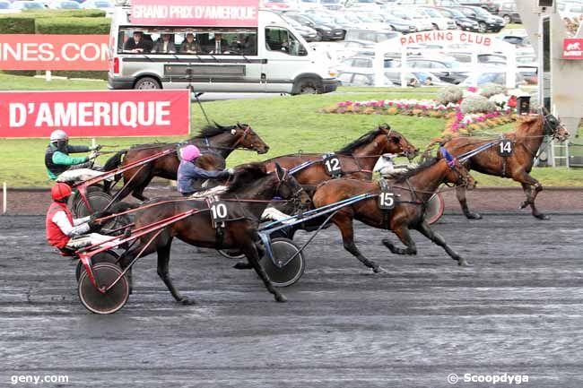 27/01/2013 - Vincennes - Prix de Montréal : Arrivée