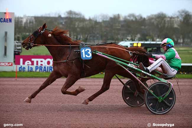 15/03/2019 - Caen - Prix de Berville : Arrivée
