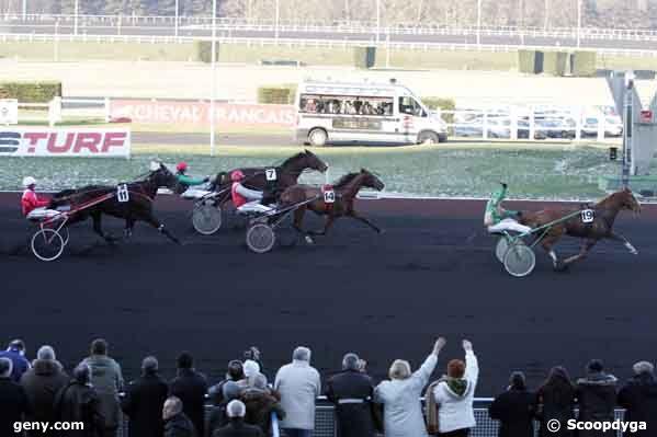 22/12/2007 - Vincennes - Prix de Strasbourg : Arrivée