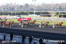22/02/2019 - Vincennes - Prix de Saint-Pierre-la-Cour : Arrivée