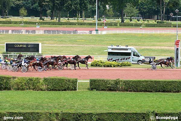 02/07/2009 - Enghien - Prix de la Porte de Charenton : Arrivée