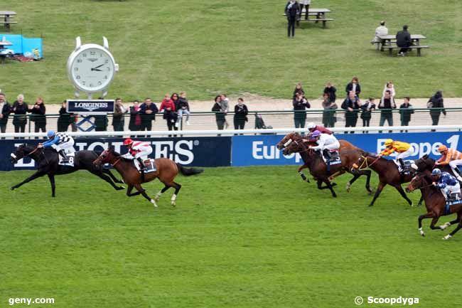 08/04/2012 - ParisLongchamp - Prix du Panthéon : Arrivée
