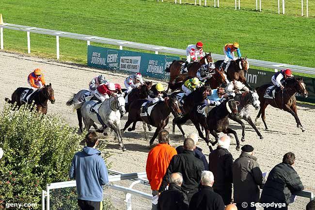 20/01/2015 - Cagnes-sur-Mer - Prix de Marseille : Arrivée