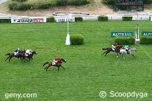 27/06/2017 - Auteuil - Prix Chinco : Result