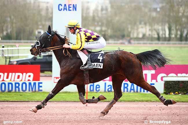15/03/2019 - Caen - Prix de Puchay : Arrivée
