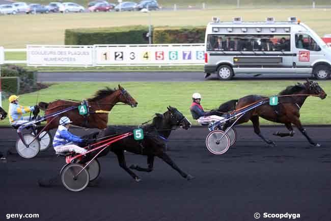 02/01/2011 - Vincennes - Prix de Bar-Le-Duc : Arrivée