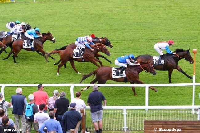 30/05/2018 - Fontainebleau - Prix de la Forêt de Fontainebleau : Arrivée