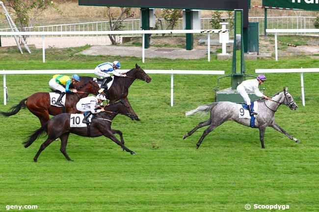 11/10/2018 - Saint-Cloud - Prix de Rennemoulin : Result