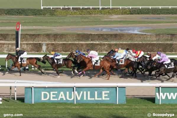 26/12/2007 - Deauville - Prix du Pays d'Ouche : Arrivée
