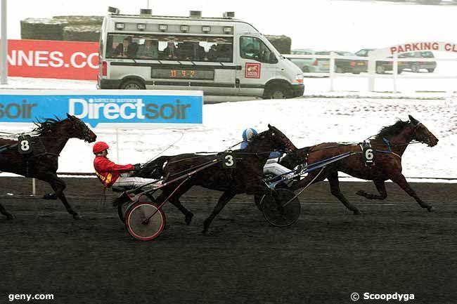 11/02/2010 - Vincennes - Prix de Verneuil : Arrivée