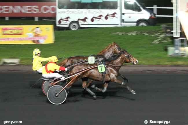 22/01/2012 - Vincennes - Prix de Blangy : Arrivée