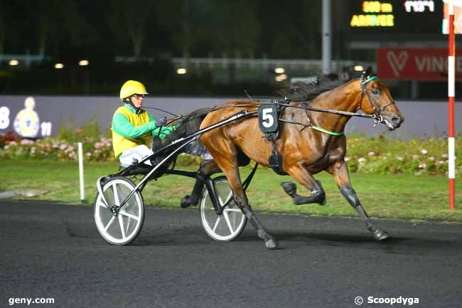 02/10/2018 - Vincennes - Prix Kurse : Arrivée