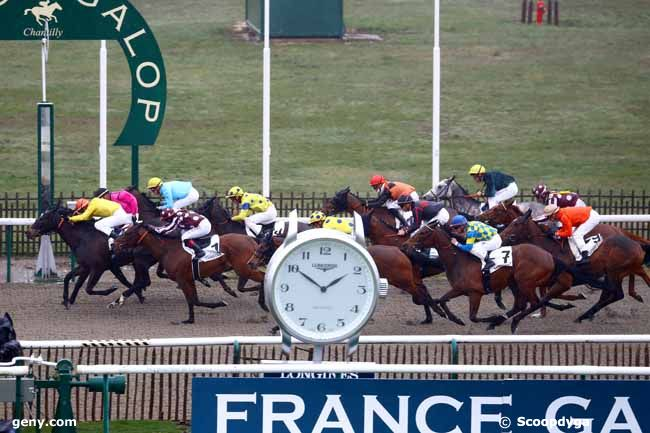 14/03/2019 - Chantilly - Prix Otto : Result