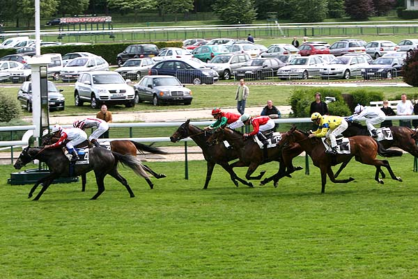 08/05/2007 - ParisLongchamp - Prix de Chevilly : Arrivée
