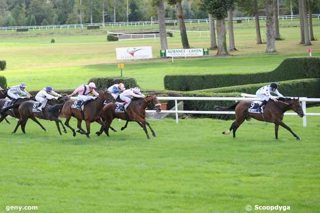 12/09/2012 - Le Lion-d'Angers - Handicap du Lion d'Angers : Arrivée