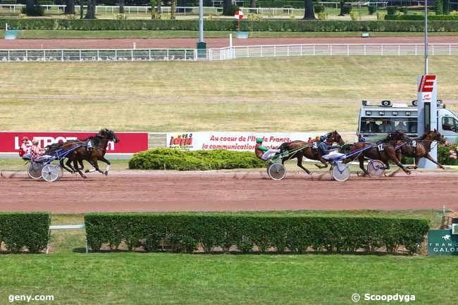 02/07/2015 - Enghien - Prix de la Porte de Charenton : Arrivée