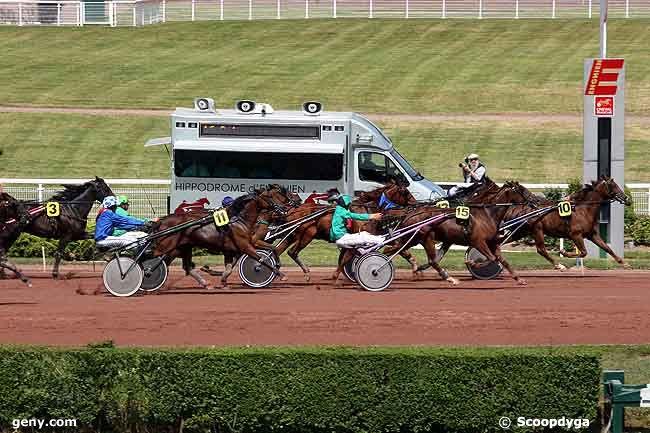 04/07/2009 - Enghien - Prix Quiproquo II : Arrivée