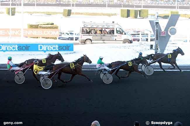 25/12/2010 - Vincennes - Prix de Strasbourg : Arrivée