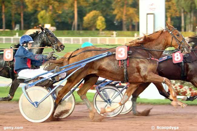 12/10/2017 - Enghien - Prix de Pont Saint-Martin : Arrivée
