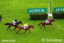 27/05/2016 - Auteuil - : Arrivée