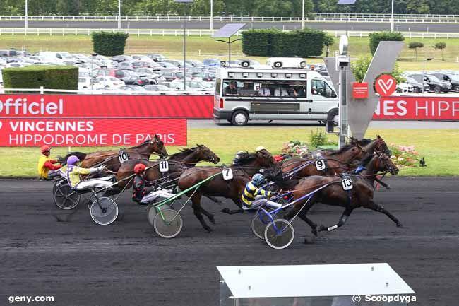23/06/2019 - Vincennes - Prix René Ballière : Arrivée